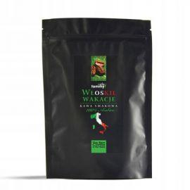 Tommy Cafe - mielona kawa smakowa Włoskie Wakacje - 250 g