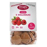 Ciasteczka bezglutenowe malinowe - 100 g - ZEMANKA