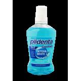 PLIDENTA - płyn do płukania jamyustnej - Detox&White - 500 ml