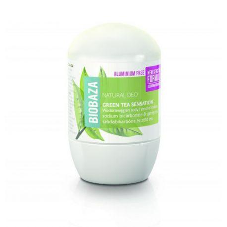 BIOBAZA DEO - Green Tea - 50ml