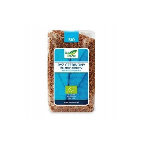 Bio Planet - ryż czerwony pełnoziarnisty - 500 g