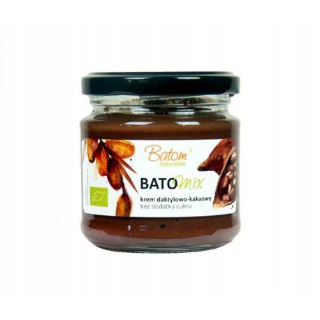 Batom - ekologiczny krem daktylowo-kakaowy