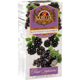 BLACKCURRANT & BLACKBERRY saszetki 25x2g