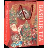 Torba prezentowa świąteczna - Basilur