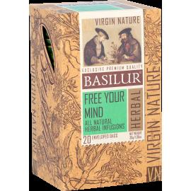 Virgin Nature - Free Your Mind saszetki 20 x 1,5g