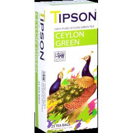 CEYLON GREEN w saszetkach 25x1,5g