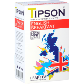 ENGLISH BREAKFAST kartonik 85g