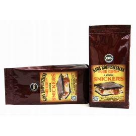 Czarna Kawka - kawa rozpuszczalna Snickers - 75 g
