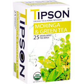 Moringa & Green Tea w saszetkach 25x1,5g