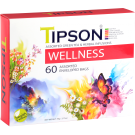 Wellness Assorted 60 saszetek