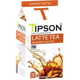 Latte Tea ALMOND THAI w saszetkach 30x2,5g