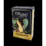 Mydło naturalne z olejkiem konopnym - 100 g - Gustav Klimt Carmani