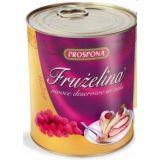 Prospona - Frużelina - maliny w żelu - 3,2 kg
