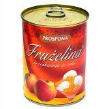 Prospona - Frużelina - brzoskwinie w żelu - 3,2 kg