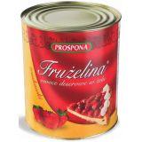 Prospona - Frużelina - truskawki w żelu - 3,2 kg