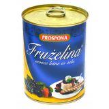 Prospona - Frużelina - wiśnie w żelu - 3,2 kg