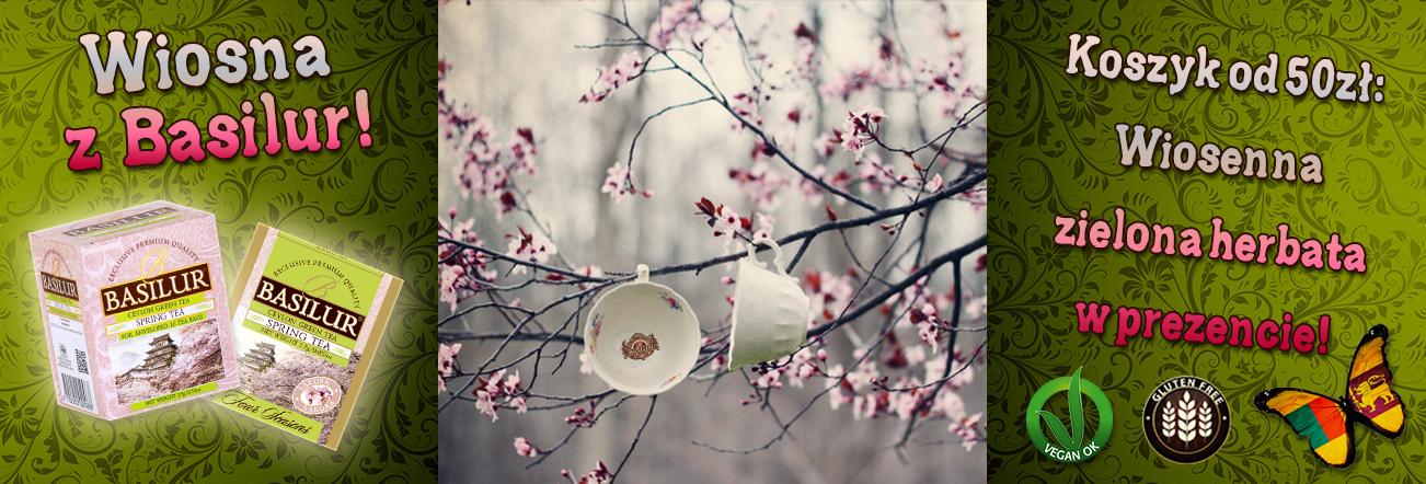 Wiosna z Basilur!